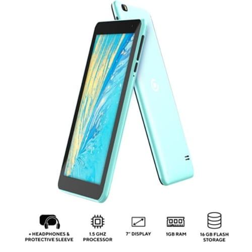 "7"" Quad Core Tablet  Teal"