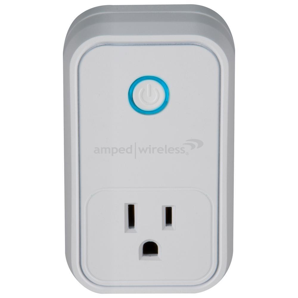 Wi-Fi Smart Plug White