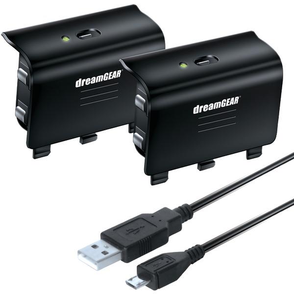 DREAMGEAR DGXB1-6608 Xbox One Charge Kit