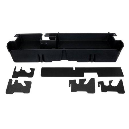 07-C TUNDRA DOUBLE CAB DU-HA UNDERSEAT STORAGE / GUN CASE BLACK