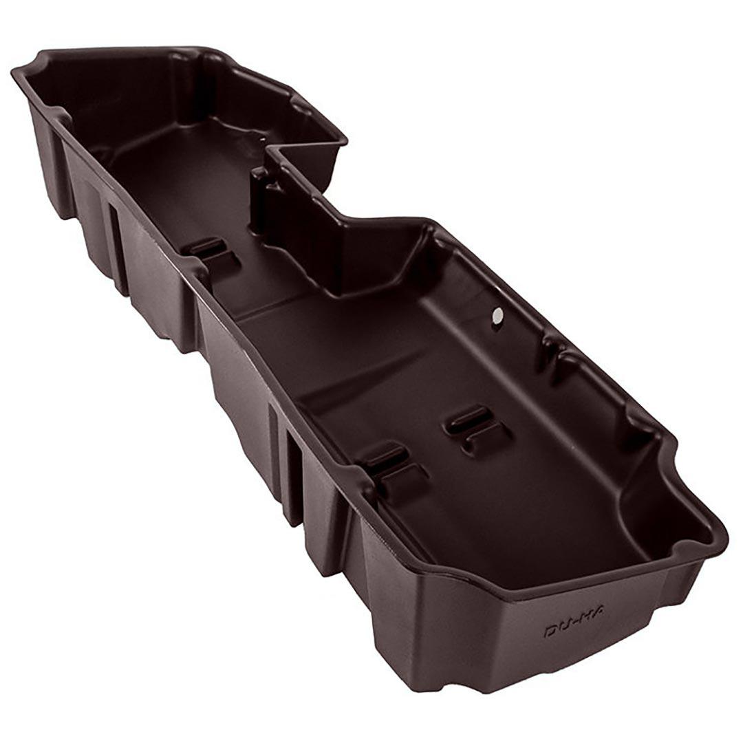 DU-HA Under Seat Storage Fits Chevrolet & GMC Silverado/Sierra 19-21 Brown