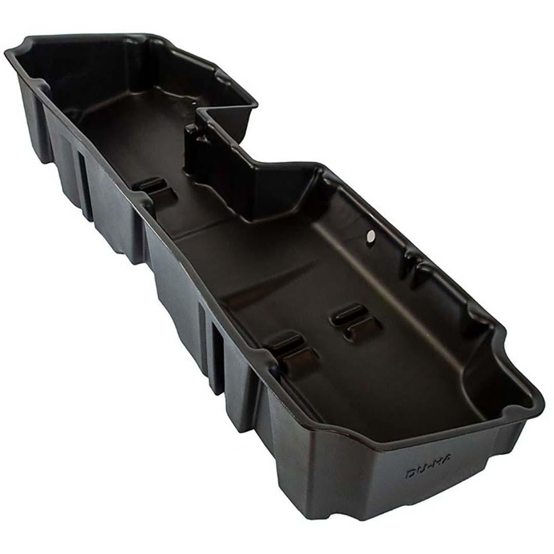 DU-HA Under Seat Storage Fits Chevrolet & GMC Silverado/Sierra 19-21 Black