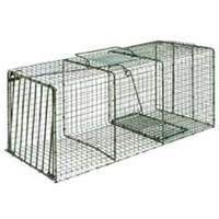 Duke Pecan 1114 Heavy Duty Quick Release Standard X-Large Cage Trap, 1 Doors, Steel