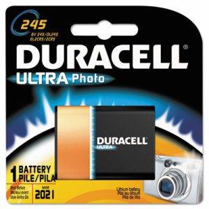 Ultra High Power Lithium Battery, 245, 6V, 1/EA