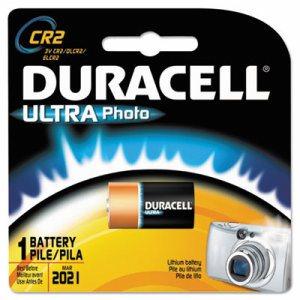 Ultra High Power Lithium Battery, CR2, 3V, 1/EA
