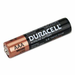 CopperTop Alkaline Batteries with Duralock Power Preserve Technology, AAA, 20/Pk
