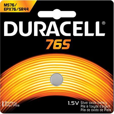 Button Cell Silver Oxide Camera Battery, 1.5V
