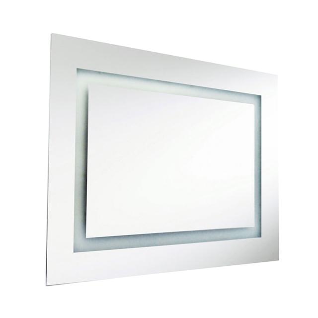 41W Rectangular Mirror, Inside Illumin 32x24 Inch