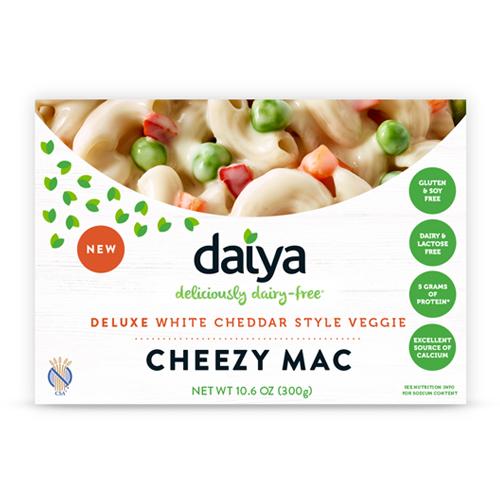 Daiya Deluxe White Cheddar Style Veggie Cheezy Mac (8x106 OZ)
