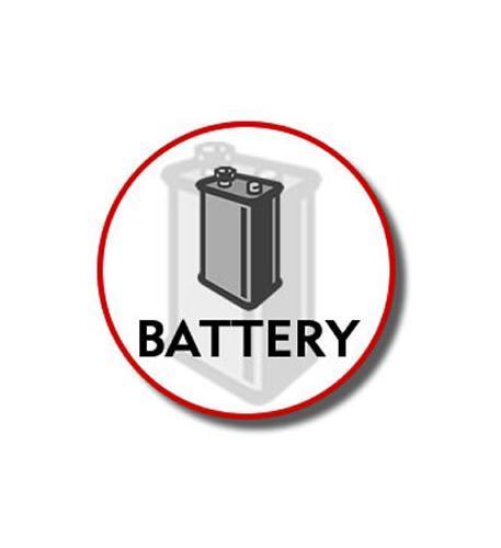 Battery for KX-TCA285- TCA385- UDT131