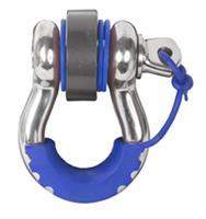 D-RING LOCKING ISOLATOR, BLUE