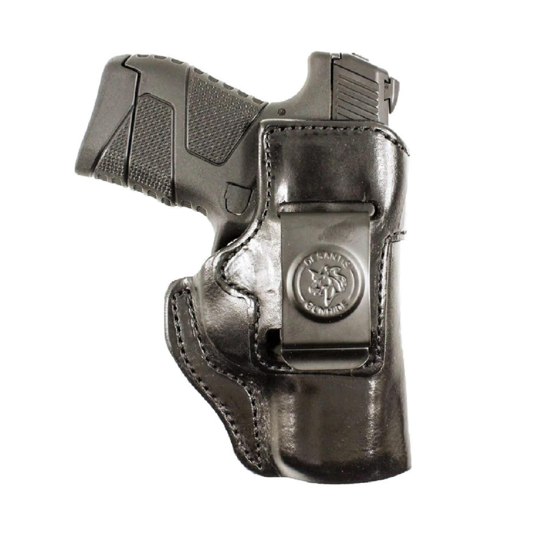 DeSantis RH Black Inside Heat Holster MP 380 Shield EZ M2