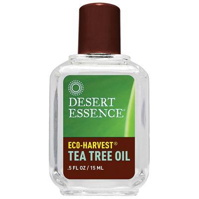 Desert Essence Eco-Harvest Tea Tree Oil (1x5 Oz)