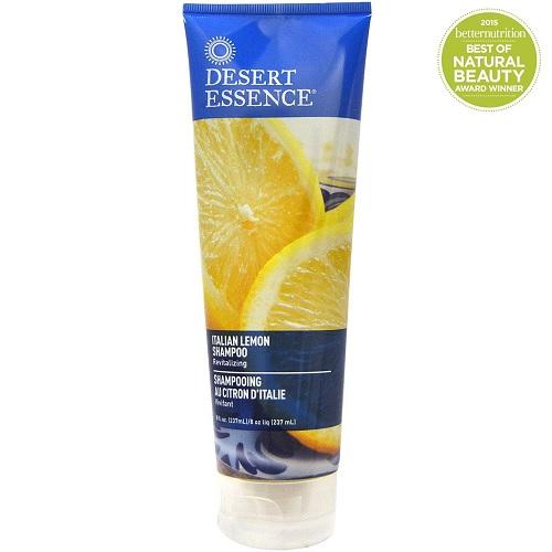 Desert Essence Italian Lemon Shampoo (1x8 OZ)
