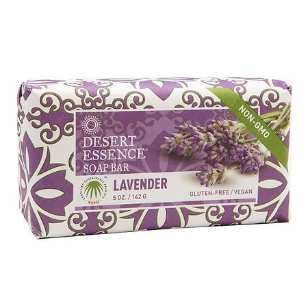 Desert Essence Bar Soap Lavender (1x5 Oz)