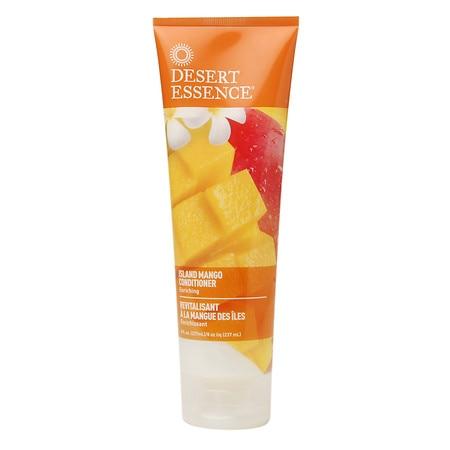 Desert Essence Conditioner  Island Mango  8 oz