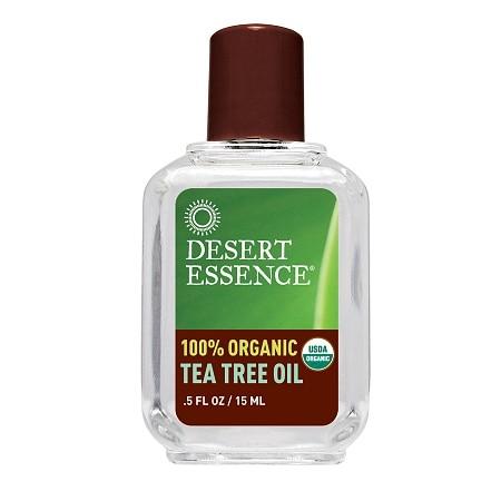 Desert Essence Tea Tree Oil (05 fl Oz)