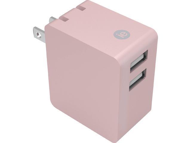 3.4Amp Dual USB Wall Chrgr Gld