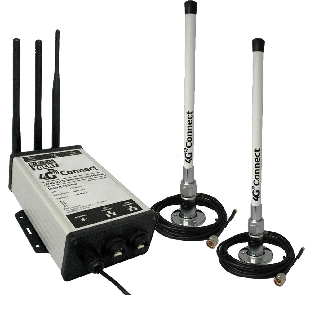 Digital Yacht 4G Connect Pro 2G/3G/4G Dual Antenna