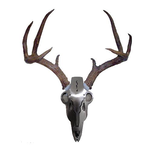 Dead Deer Iron Buck Antler Mount Kit