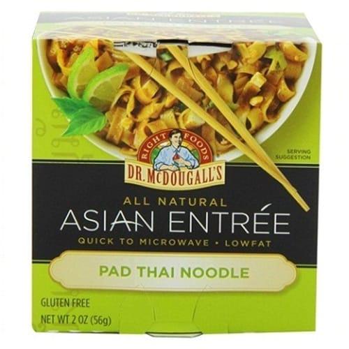 Dr Mcdougalls Pad Thai Noodles Cup GF (6x2OZ )