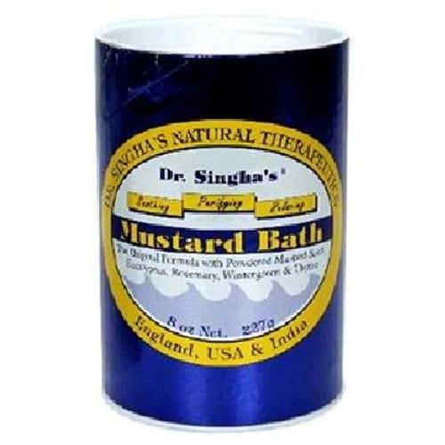 Dr. Singha's Mustard Bath (1x8OZ )