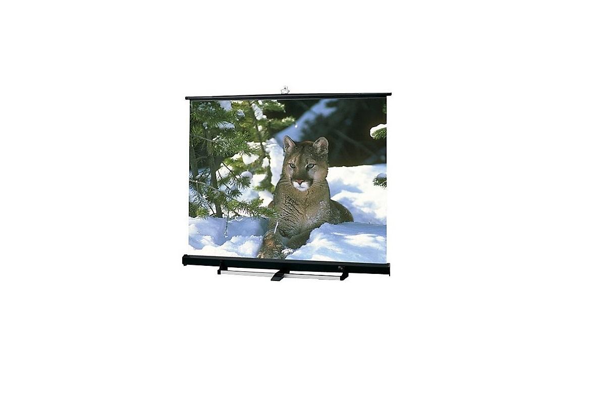 "Draper 211009 Luma 2/R Manual Portable Front 120"" Projection Screen"