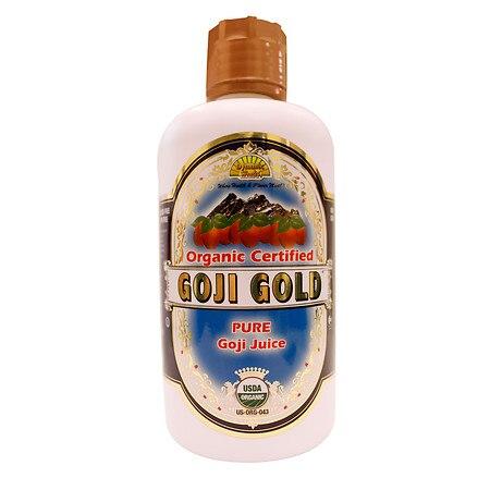 Dynamic Health Organic Certified Goji Berry Gold Juice (32 fl Oz)