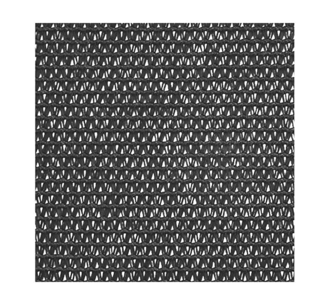 Easy Gardener 75150 Premium Grade Sun Screen Fabric, 6 ft W x 150 ft L, Heavy Black
