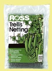 Easy Gardener 16387 Ross Garden Trellis Netting, 6 x 18 Foot