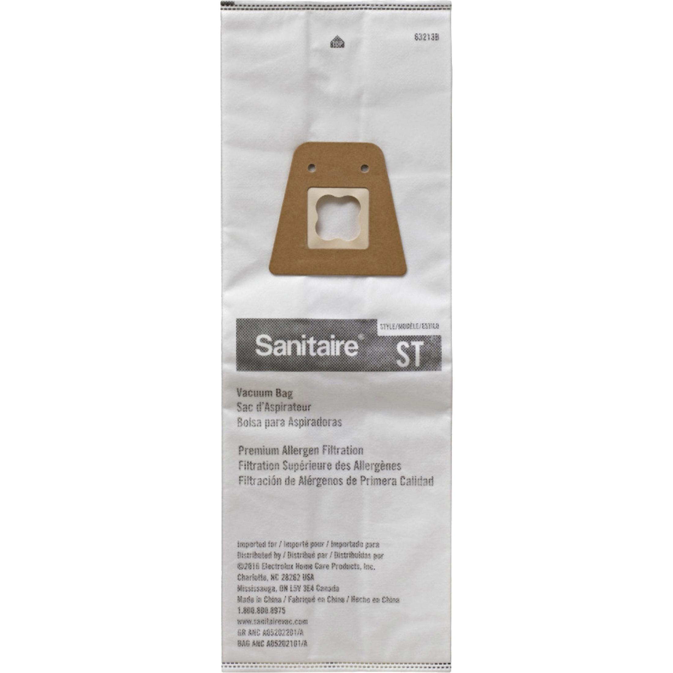 Eureka Disposable Bags for SC600 & SC800 Series Vacuums, 5/Pack