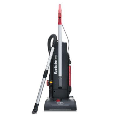 MULTI-SURFACE QuietClean Two-Motor Upright Vacuum, Black