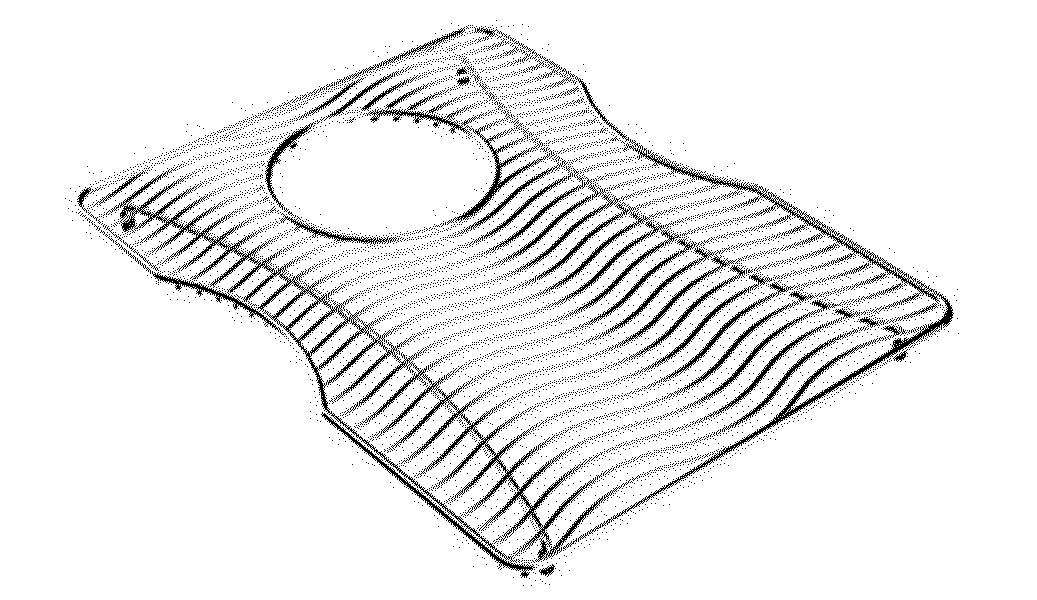 LKWOBG1518SS Bottom Grid, Stainless Steel