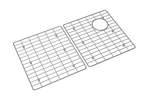 16X22-1/2 Bottom Grid Stainless Steel