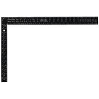 Empire 1190 Flat Professional Framing Square, 24 X 2 in, 1/8 in, 1/10 in, 1/12 in, 1/16 in