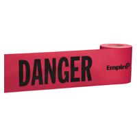 TAPE DANGER/PELIGRO RED 200FT