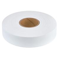 TAPE FLAGGING WHITE 1INX600FT