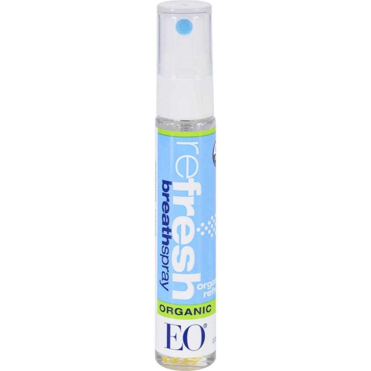 Eo Products Organic Refresh Breath Spray (12x33 Oz)