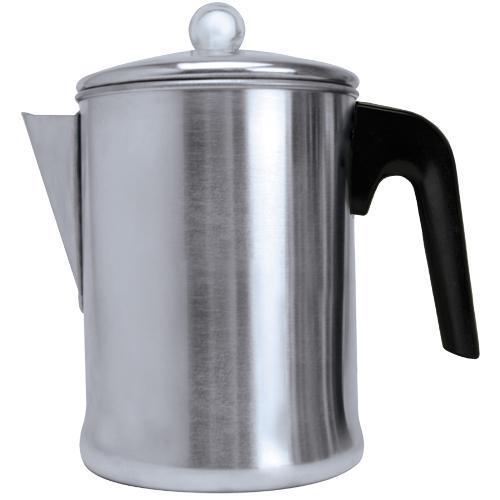PRIMULA 3609CPA COFFEE PERCOLATOR ALUMINUM MAKES 9 CUPS