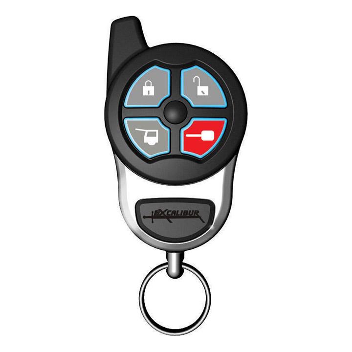 Omega Excalibur 4 Button Transmitter Remote FOB