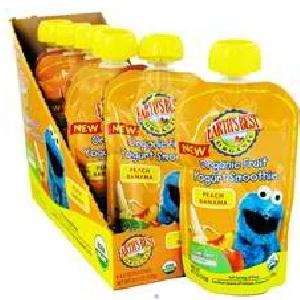 Earths Best Baby Foods Peach Banana Juice (2x6x42 Oz)