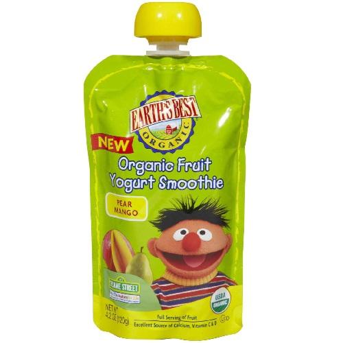 Earths Best Baby Foods Pear Mango Juice (2x6x42 Oz)