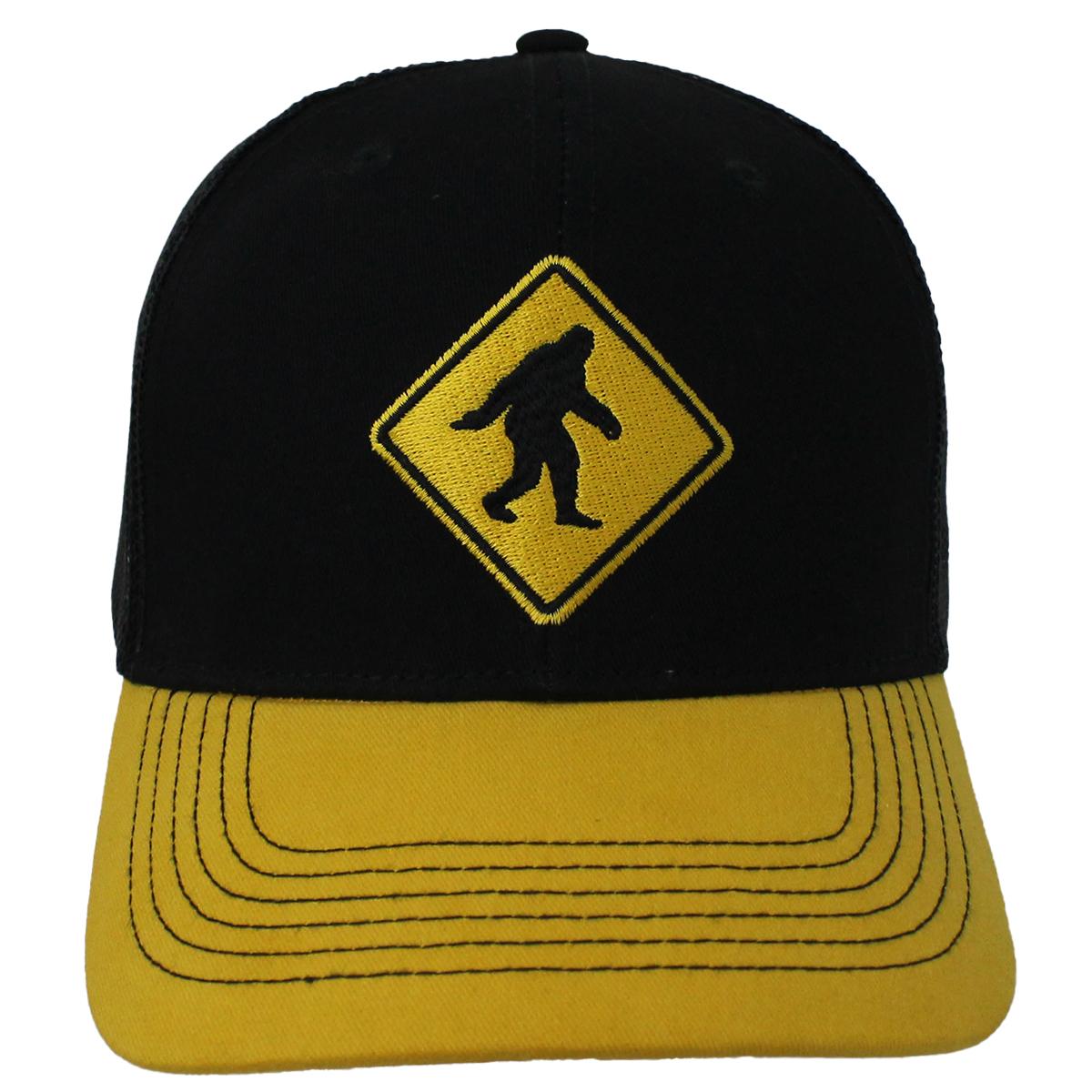 LEGENDS BIGFOOT CROSSING CAP