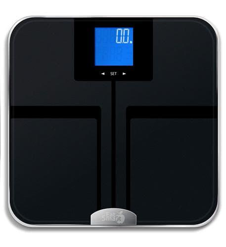 EatSmart Precision GetFit Body Fat Scale