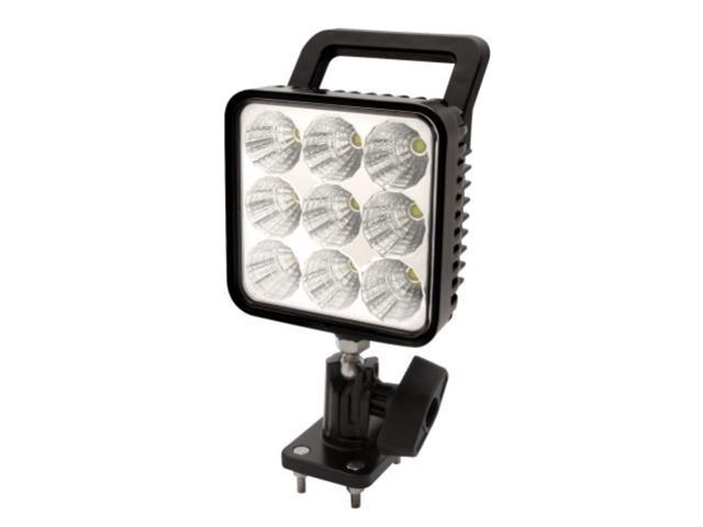 LED WORKLAMP CLEAR SQUARE (6) 3 WATT LED SPOT BEAM