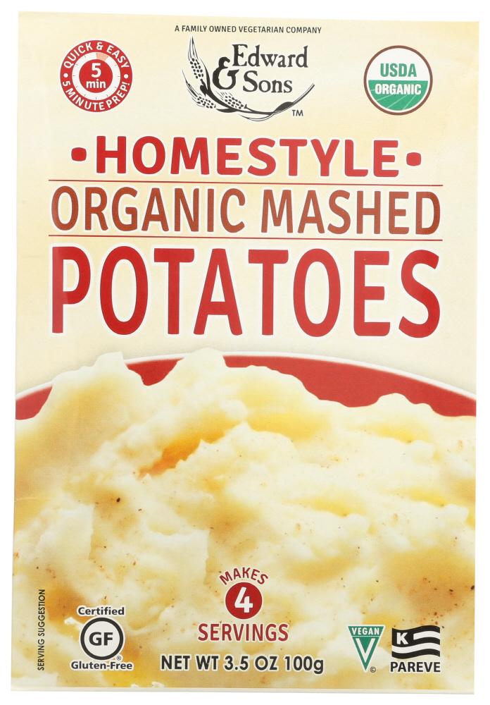 Edward & Sons Home Style Mashed Potatoes (6x35 Oz)