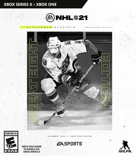 NHL 21 UE Pre Order BUN XB1