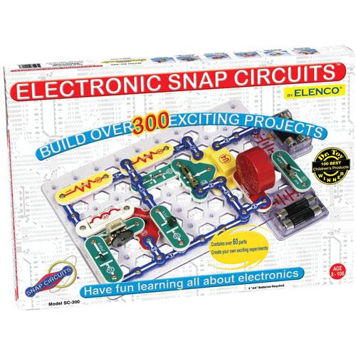 Electronic Snap Circuits - 300
