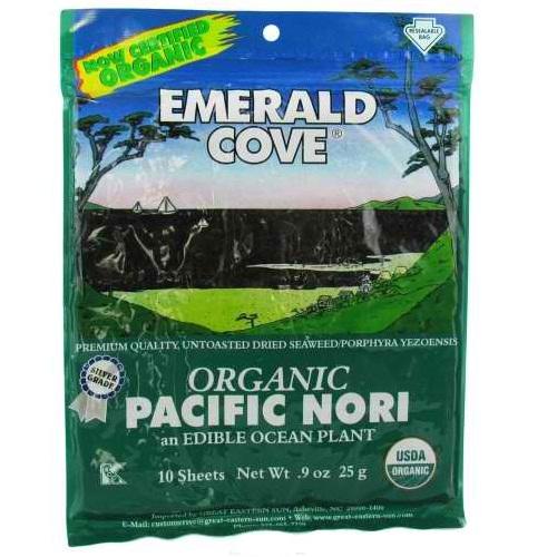 Emerald Cove Nori (6x9 Oz)