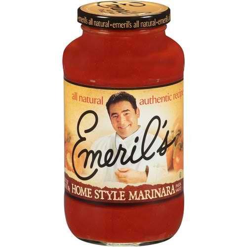 Emerils Home Style Marinara Pasta Sauce (6x25 Oz)